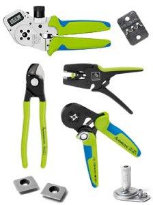 crimptänger och verktyg