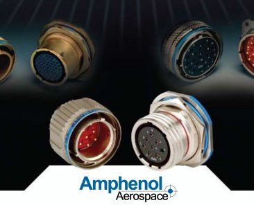 AMPHENOL TRI-START MIL-DTL-38999