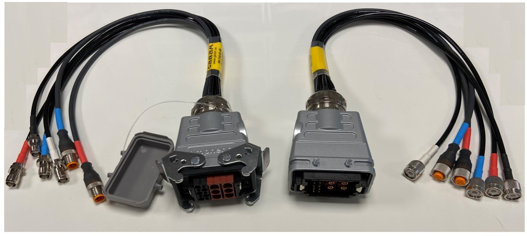förbindningstekniska lösningar - GPS kablage komplett