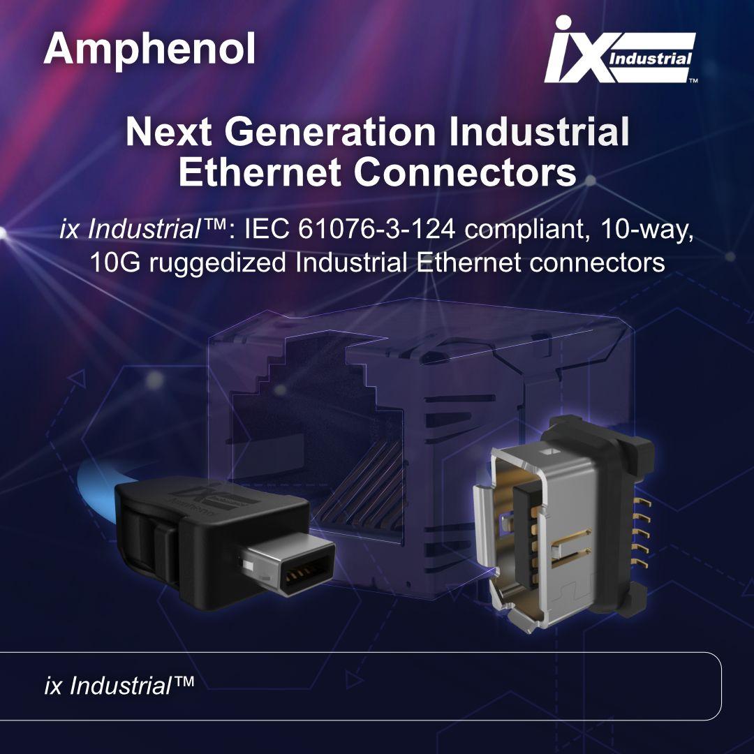 Amphenol ix Industrial™