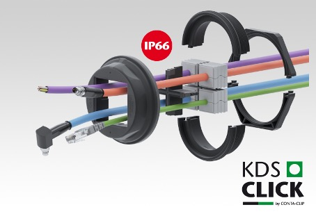 KDS-R IP66 runda genomföringar